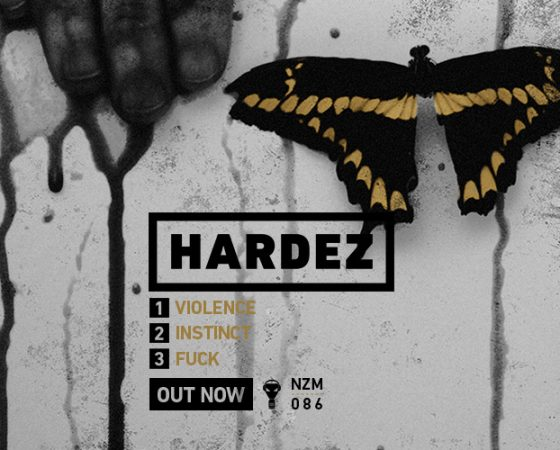 MZM 86 – Violence by Hardez – Out Now!