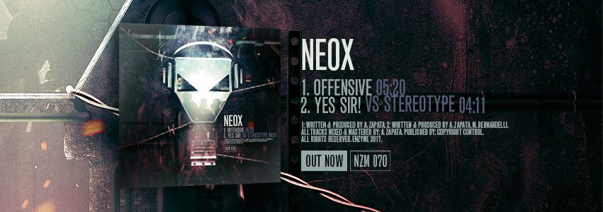 NZM 70 by NeoX – Offensive is OUT NOW!