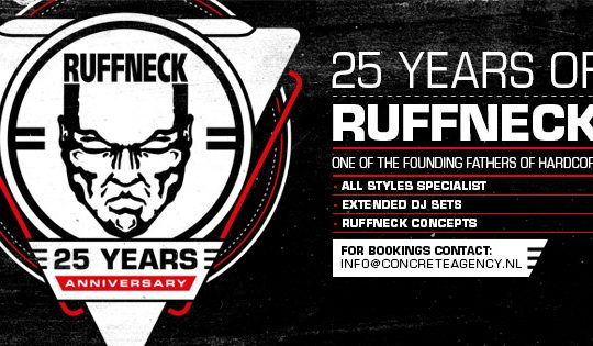 THE MAN, MYTH & LEGEND…RUFFNECK SHEDS AN HONEST LIGHT ON THE MODERN AGE, HIS FREESTYLE VENTURES AND 25 YEAR LEGACY!