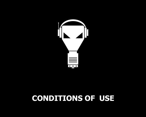 Conditions Of Use