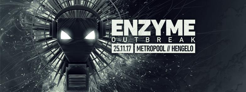 Enzyme Outbreak | 25-11-2017 – Metropool Hengelo