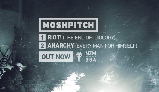 NZM 84 – Global Disorder EP by Moshpitch – Out Now!