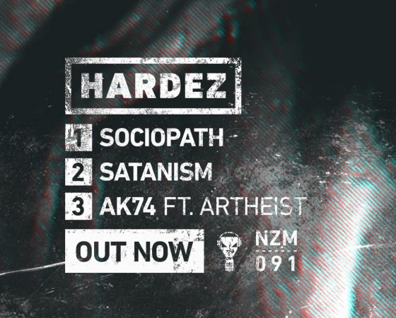 Hardez is back with another dark quality slammer on Enzyme Records!