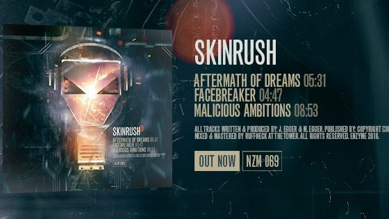 NZM 69 by Skinrush – Aftermath of Dreams is OUT NOW!