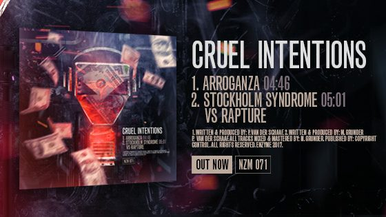 NZM 71 by Cruel Intentions – Arroganza OUT NOW!