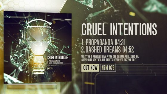 NZM 79 – Propaganda EP by Cruel Intentions – OUT NOW!