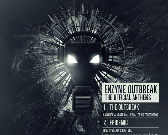 NZM 81 – Enzyme Outbreak | The Official Anthems – LIMITED VINYL- OUT NOW !