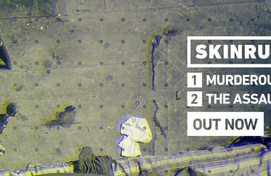 Murderous EP by Skinrush