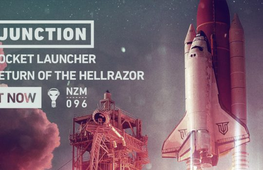 Rocket Launcher EP by T-Junction