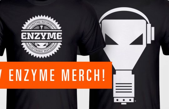 New Enzyme Merch!